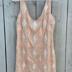 ARK & Co Beaded Vintage inspired Dress